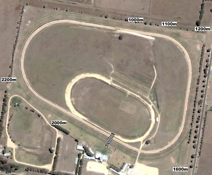 Bairnsdale races